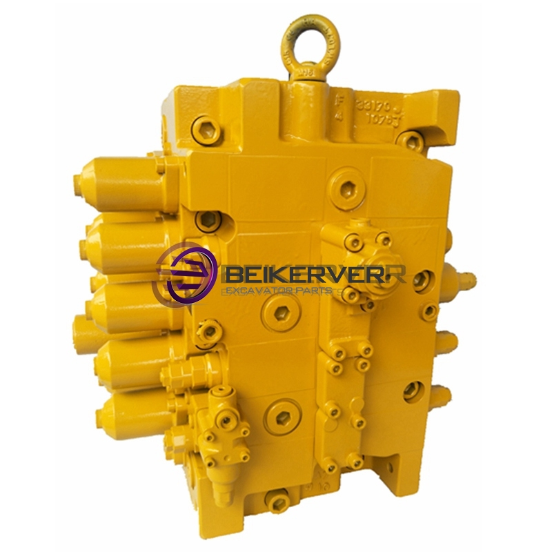 Excavator main control valve assembly for SANY SY365 SY385 SY465
