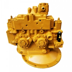 Excavator hydraulic pump assembly for CAT 329D